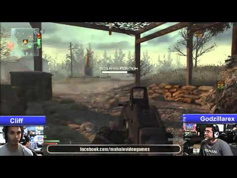 Modern Warfare with Cliff and Adrian