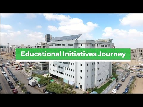 Schneider Electric Egypt Educational  Footprint