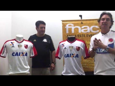 Uma falsa e uma verdadeira do Flamengo 2015. Há diferenças? - Vestiário - Iuri Godinho