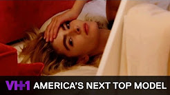 Cherish Defends Courtney When The House Gangs Up On Her | America's Next Top Model