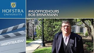 Earth Day 2016: HU Office Hours with Bob Brinkmann