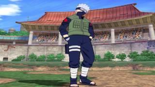 "Naruto Clash of Ninja 2 GamePlay #3 PT-BR ""Sasuke Vs Kakashi Hatake"" GC/WII [PS2]【Full HD 60 FPS】"