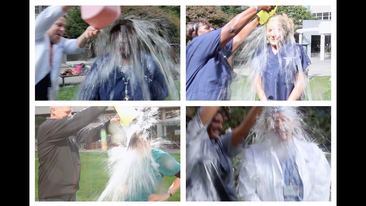 UCSF Neuro ICU Chain Reaction Ice Bucket Challenge