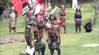日本甲冑武者隊 メルボルン式典 thumbnail