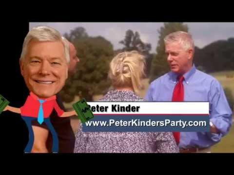 Peter Kinder's TV Ad