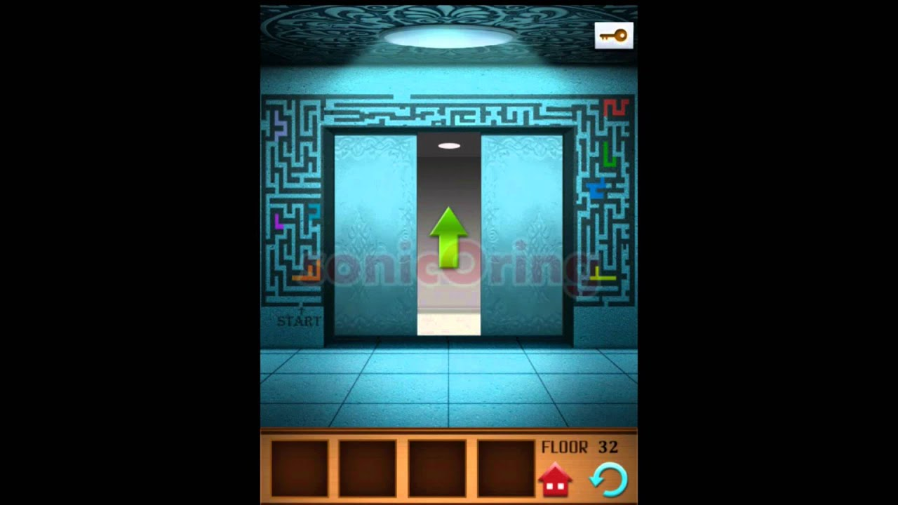 100 Floors Annex Level 31 32 33 34 35 Walkthrough Room Escape Game Walkthrough