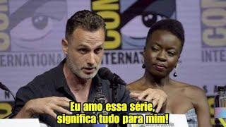 Andrew Lincoln (Rick) Confirma Sua Saída De The Walking Dead - Legendado