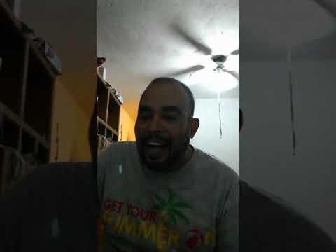 El afro karaoke cover Rafael López zepeda