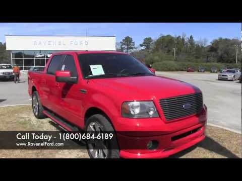 2007 ford f 150 fx2 supercrew review charleston truck. Black Bedroom Furniture Sets. Home Design Ideas