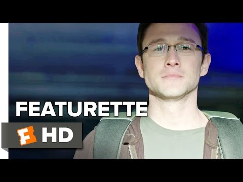 Thumbnail: Snowden Featurette - Finding the Truth (2016) - Joseph Gordon-Levitt Movie