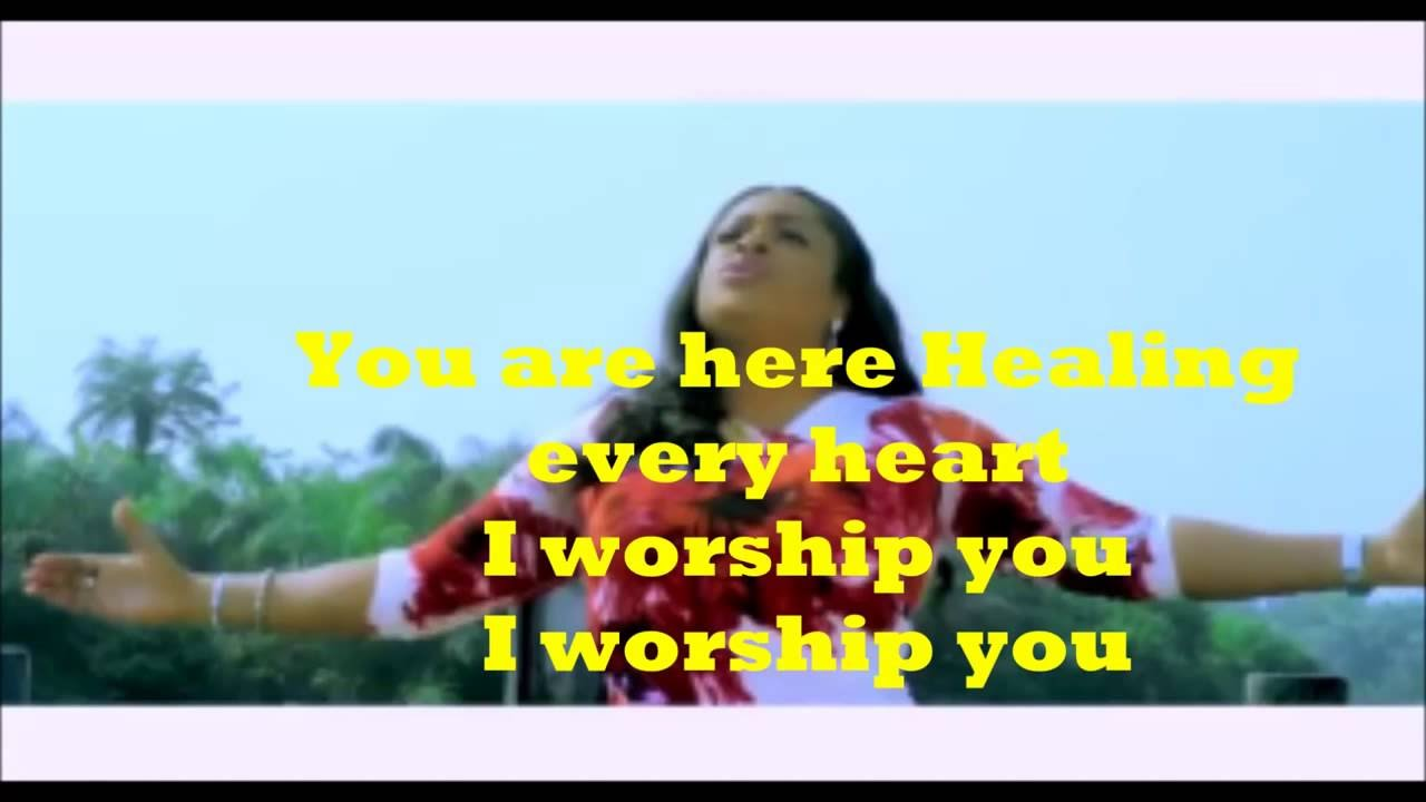 SINACH WAY MAKER WITH LYRICS