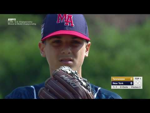 LLBWS16 - USA CHAMPIONSHIP GAME -  Goodlettsville Tennessee vs  Endwell New York - #LLWS16