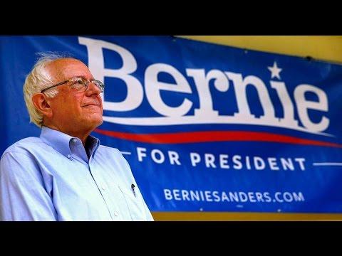 Bernie Sanders Rally at UB