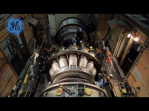 How TransCanada's Natural Gas Powers New York City | Power Plant Services | GE Power