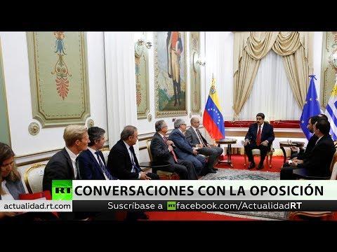 """Maduro: """"Nuestra delegación en Noruega regresa con buenas noticias"""""""