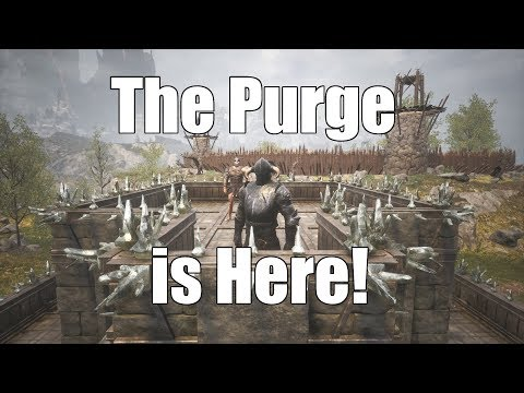 Conan Exiles - The Purge is Here!