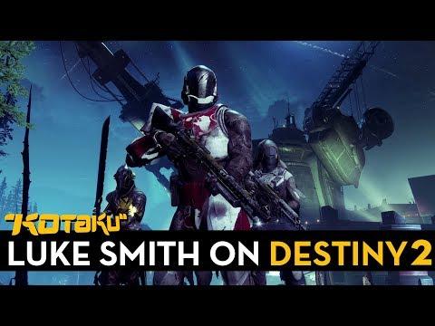E3 2017: Luke Smith Answers Our Destiny 2 Questions