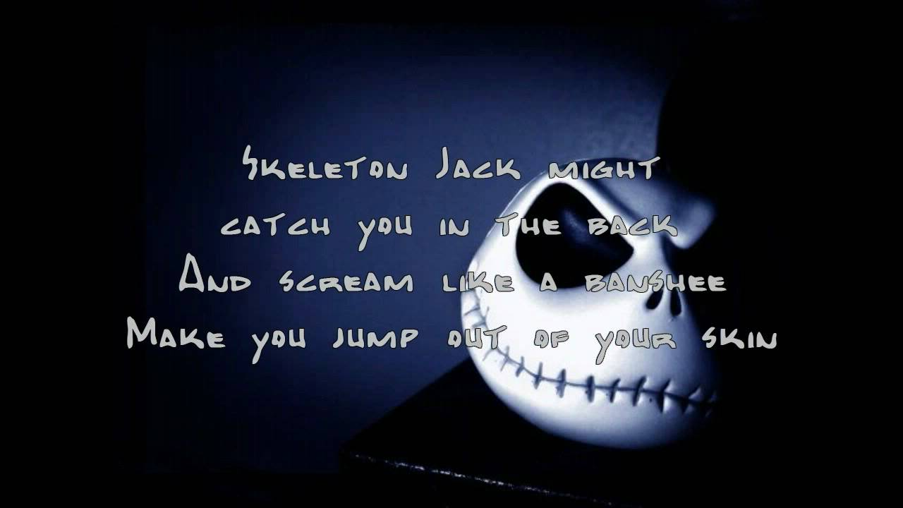 Marilyn Manson - This Is Halloween (lyrics) - YouTube