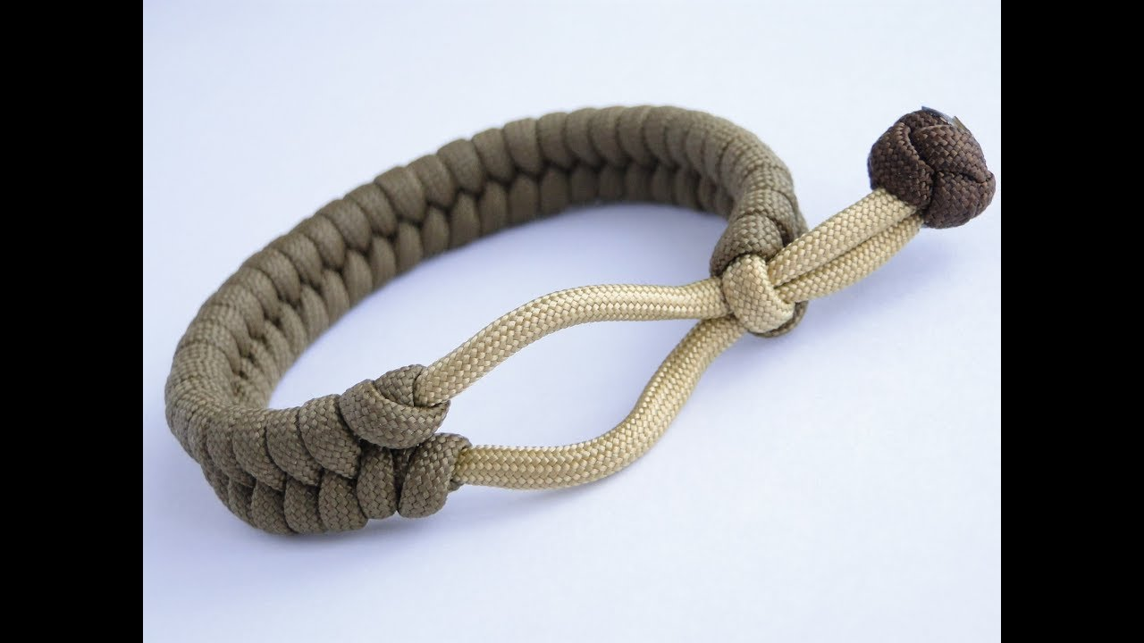how to make paracord axe loop