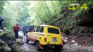 Hard 4x4! R4 Renault crash