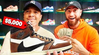 Guess The Price & I'll BUY You The Shoe Challenge!