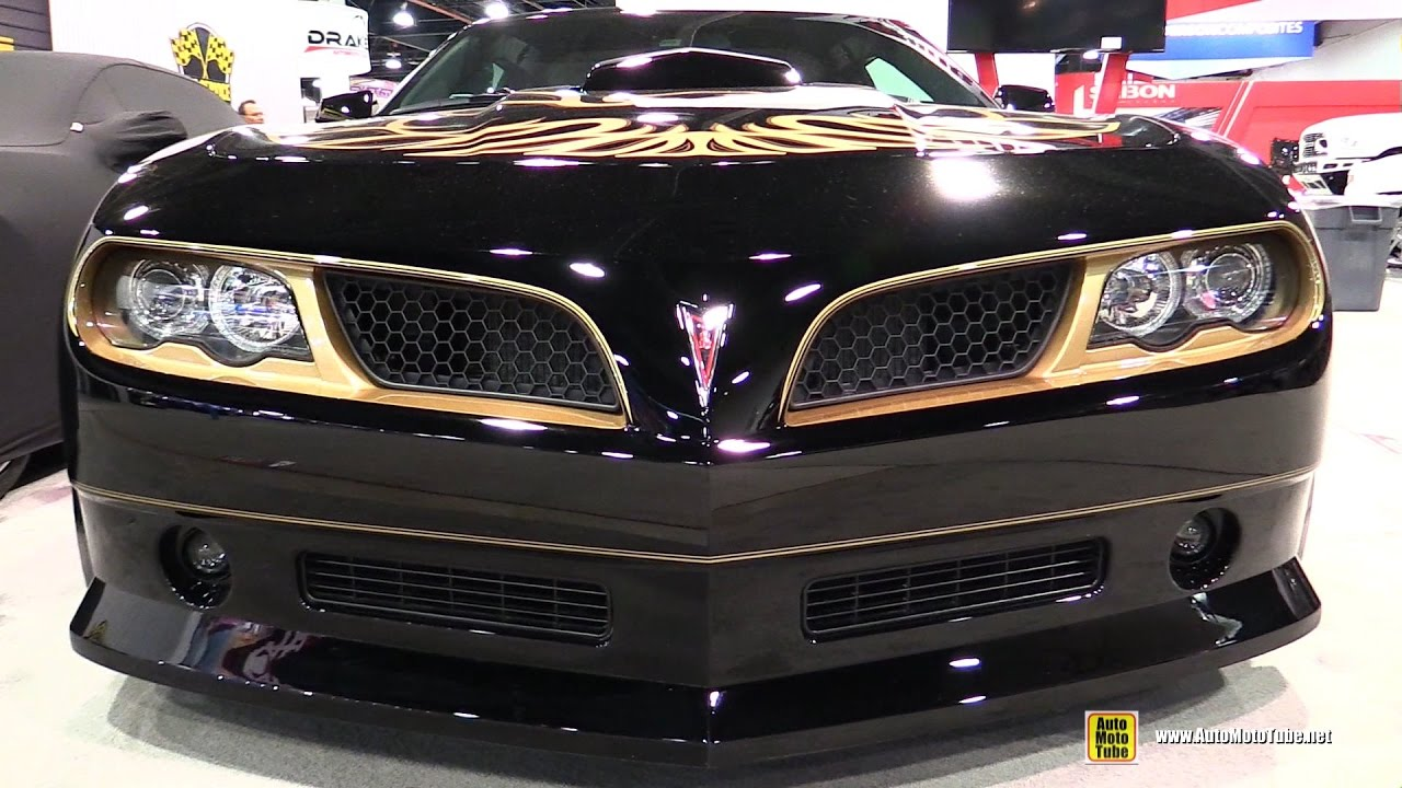 2017 Trans Am Bandit Edition 74 Exterior And Interior