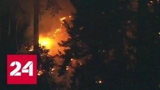 Смотреть видео Из аэропорта Сиэтла угнали лайнер - Россия 24 онлайн