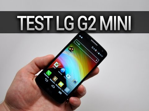Test du LG G2 Mini - par Test-Mobile.fr