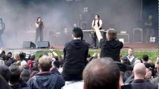Apoptygma Berzerk - Non-Stop Violence @ Nordstern Festival 2012