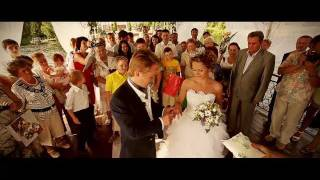 Видеооператор на свадьбу в Орле - Орловское Полесье
