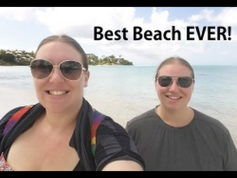 Antigua BEACH paradise! Cruise Vacation Vlog [episode 19]