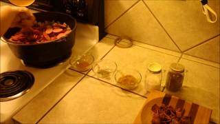 Cast Iron Cooking: Red Beans And Rice In The Dutch Oven