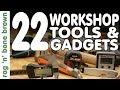 22 Workshop Tools & Gadgets (Most Under £30) - Christmas Gift Ideas