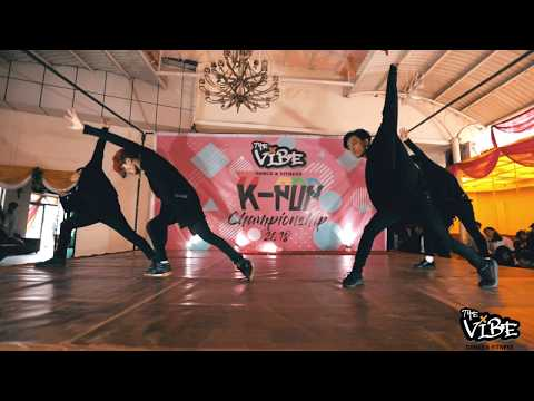 BMK crew  Showcase  winner of Kpop championship 2018