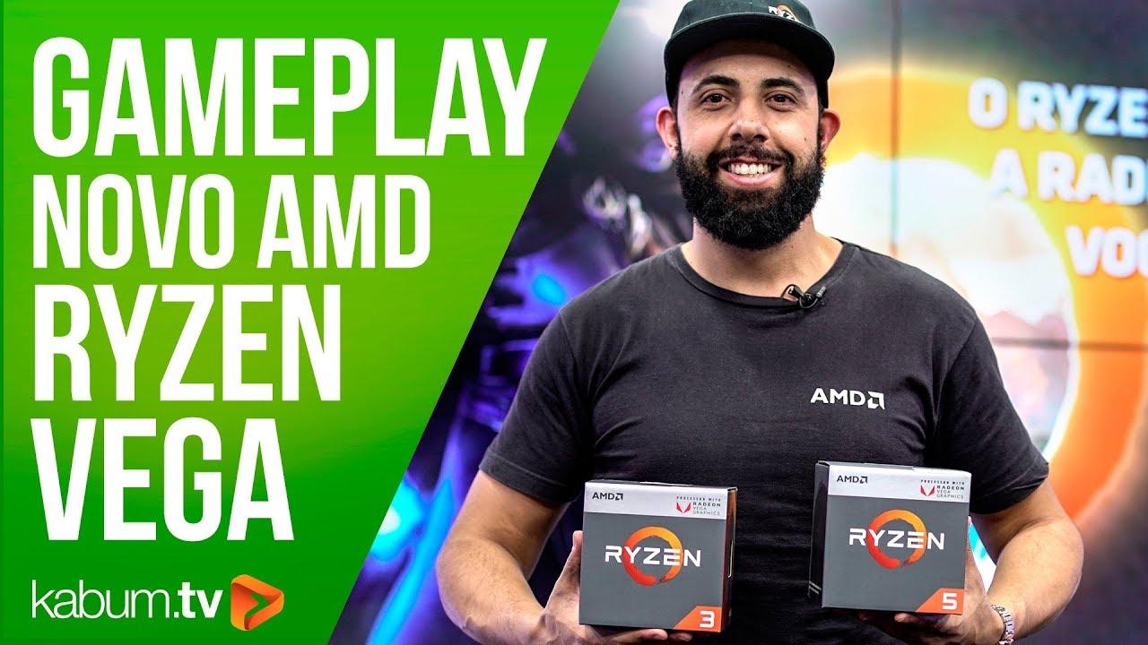 Processador AMD Ryzen 3 2200G, Cooler Wraith Stealth, Cache 6MB, 3 5GHz  (3 7GHz Max Turbo), AM4 - YD2200C5FBBOX