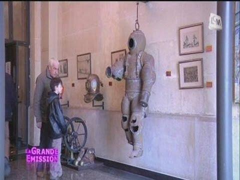 Focus: le musée de la marine (Marseille)