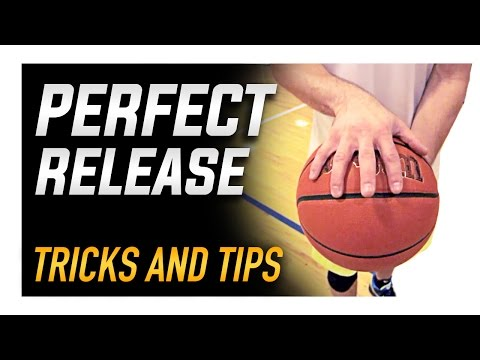informative basketball and perfect jump shot A good jump shot begins with footwork that allows the player to square up to the basket and jump straight up getting the feet in the right position before shooting is part of developing good balance.