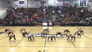 chs varsity song basketball halftime performance give it all you got