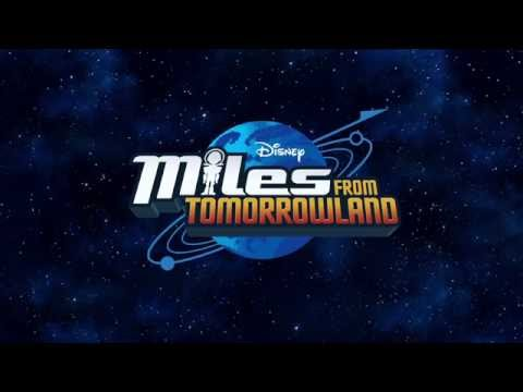Theme Song | Miles From Tomorrowland | Disney Junior
