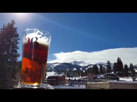 Adventures in Breckenridge Colorado | SKI TRIP | Super Bowl