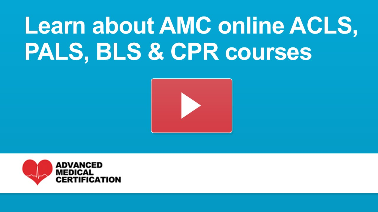 Bls pals acls certification online from advanced medical bls pals acls certification online from advanced medical certification 1betcityfo Images