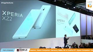 Sony's Press Conference Live at MWC 2018