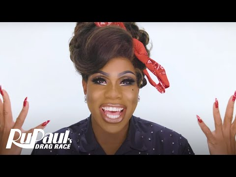 Monét X Change's 'Entrance Look' Makeup Tutorial 💄   RuPaul's Drag Race Season 10