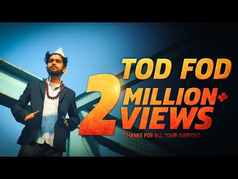 Tod fod | Marathi rap song |  SHAMBHO