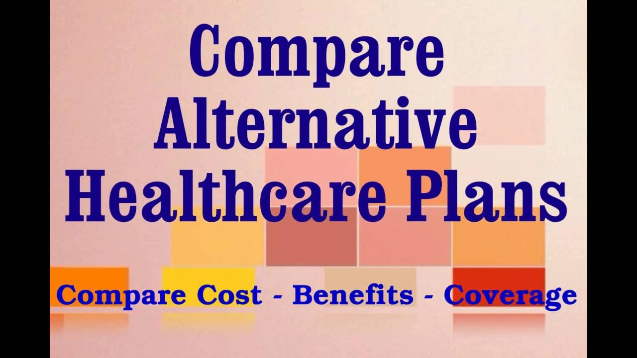 Compare Alternative Healthcare Chm Christian Healthcare Ministries