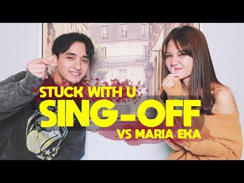 sing-off-(stuck-with-u---ariana-grande-&-justin-bieber)-vs-maria-eka