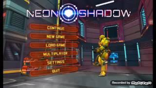 Online oyun neon shadow bölüm 1