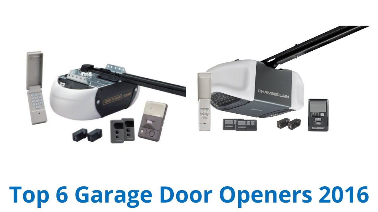 best garage door openers6 Best Garage Door Openers 2016  YouTube