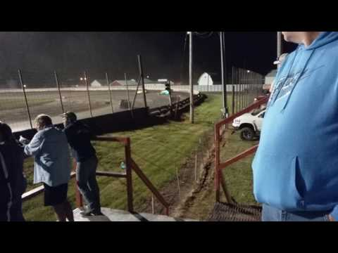 Lee County Speedway - A-MAIN - 5/12/17