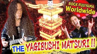 ROCK FUJIYAMA WORLDWIDE DEBUT in English!! 〜The ultra -long Yagibushi Festival in Gunma, Japan